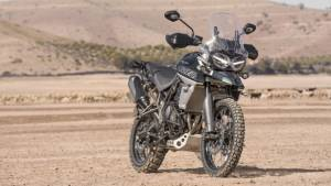 Top five things to love about the 2018 Triumph Tiger 800