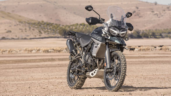2018 Triumph Tiger 800 launch - LIVE updates