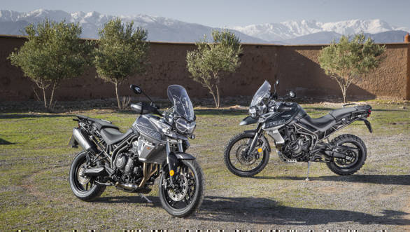 2018 Triumph Tiger 800: Should I upgrade from my Tiger to the new one?
