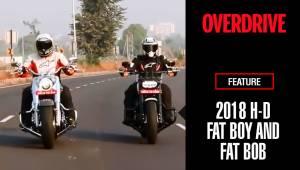 2018 Harley-Davidson Fat Boy and Fat Bob to Mahabaleshwar | Feature