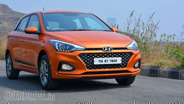 2018 hyundai elite i20 road test review overdrive. Black Bedroom Furniture Sets. Home Design Ideas