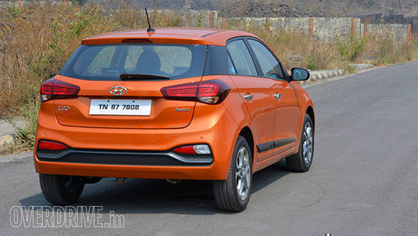 2018 Hyundai Elite I20 Road Test Review Overdrive