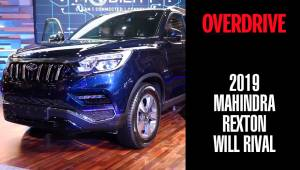 2019 Mahindra Rexton will rival Toyota Fortuner & Ford Endeavour