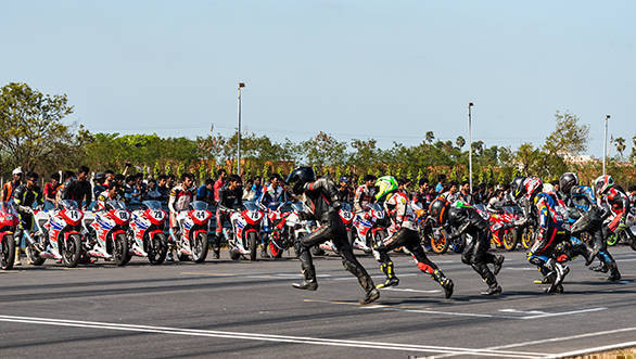 Honda Ten10 Racing bags victory at the first motorcycle endurance race at MMRT