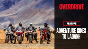 Adventure bikes to Ladakh | Feature
