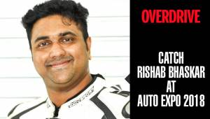 OVERDRIVE at Auto Expo 2018 | Rishab Bhaskar