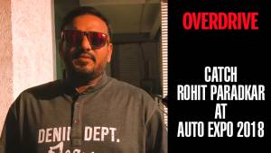OVERDRIVE at Auto Expo 2018 | Rohit Paradkar