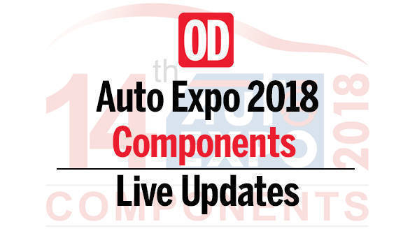 Auto Expo 2018: The Components Show Live updates