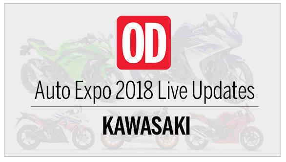 Auto Expo 2018: Kawasaki Live updates