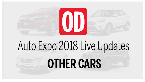 Auto Expo 2018: Other Car Live Updates