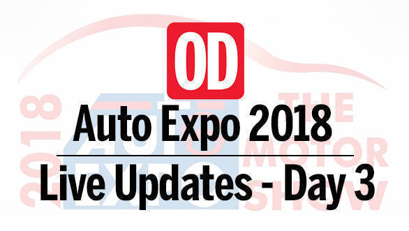 Auto Expo 2018 LIVE updates - Day 3: Scenes from Auto Expo, New Yamaha YZF-R3 unveiled, visitor guide
