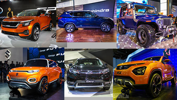 Auto Expo 2018: Top ten SUVs that you shouldn't miss