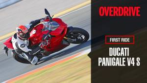 First ride: Ducati Panigale V4 S