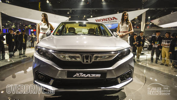 New Honda Amaze key to boosting sales, says Honda