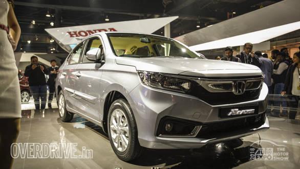 Live updates: 2018 Honda Amaze Mumbai launch