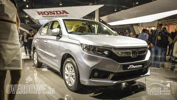 Image gallery: 2018 Honda Amaze
