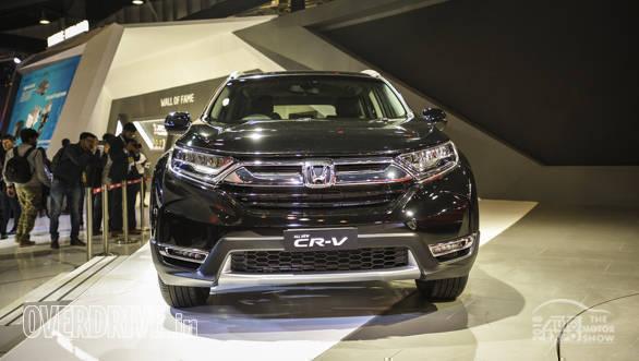Image gallery: 2018 Honda CR-V