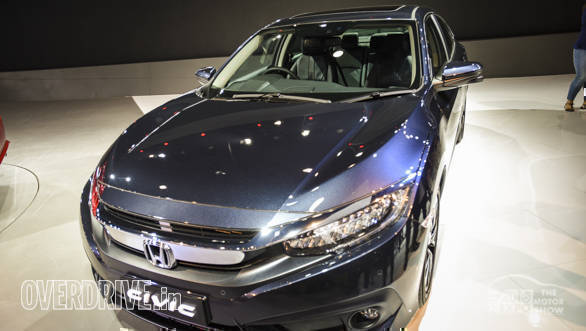 Image gallery: 2018 Honda Civic