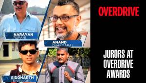 Jurors at OVERDRIVE Awards