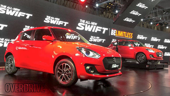 Spec Comparison 2018 Maruti Suzuki Swift Vs 2018 Hyundai Elite I20