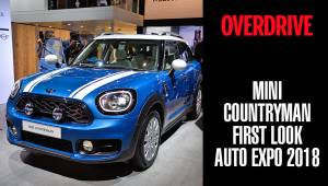 Mini Countryman First Look | Auto Expo 2018