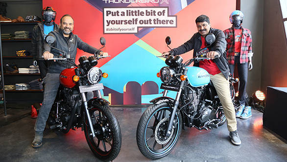 2018 Royal Enfield Thunderbird 350X launched in India at Rs 1.56 lakh, Thunderbird 500X at Rs 1.98 lakh