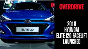 New 2018 Hyundai Elite i20 facelift launched