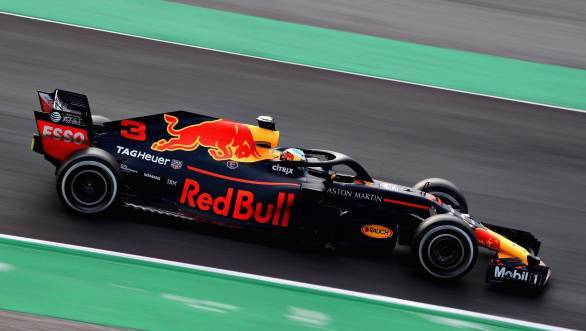 F1: Red Bull Racing confirms switch to Honda power from 2019