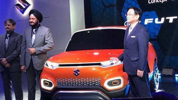 2018 Auto Expo: Maruti Suzuki opens India's biggest motor show with the Concept Future-S