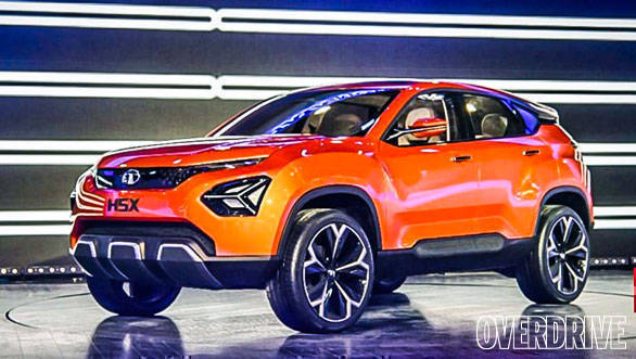 Tata Motors to announce production name of the Tata H5X SUV today