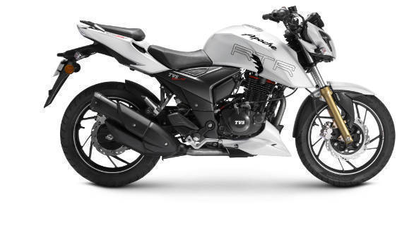 TVS launches Apache RTR 200 4V ABS in India at Rs 1.07 lakh