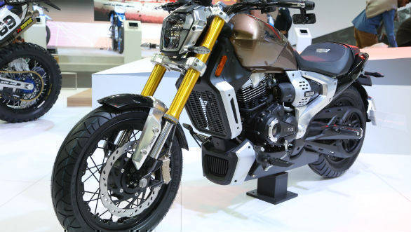 Auto Expo 2018: TVS Zeppelin could be the first hybrid motorcycle from India
