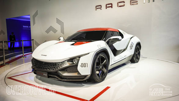 Auto Expo 2018: Tamo Racemo showcased, image gallery