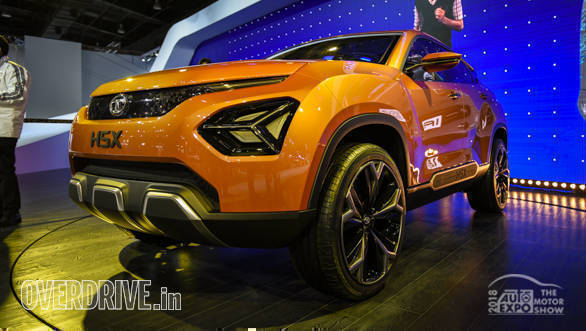 Tata H5X SUV and 45X hatchback launch timelines revealed