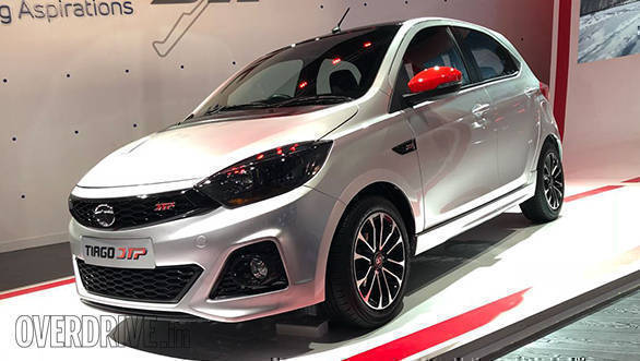 Tata Tiago JTP hot hatch to be launched next month