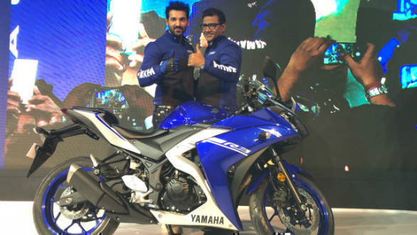 Auto Expo 2018: New Yamaha YZF-R3 with dual-channel ABS launched in India at Rs 3.48 lakh