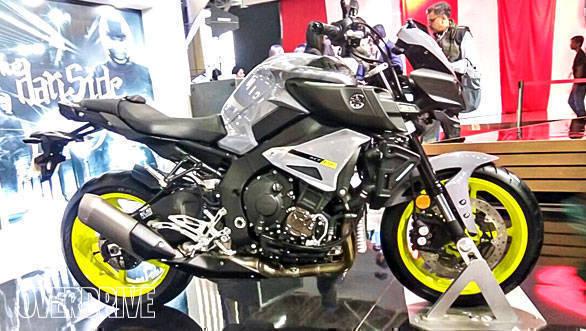 Image gallery: Yamaha MT-10