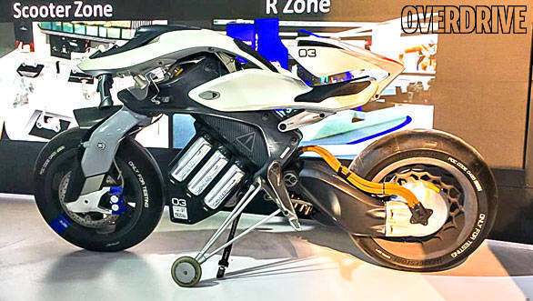 Image gallery: Yamaha Motoroid concept