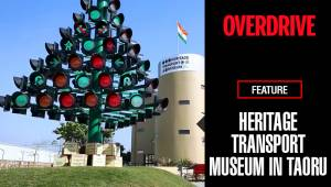 Feature: Heritage Transport Museum In Taoru, Haryana