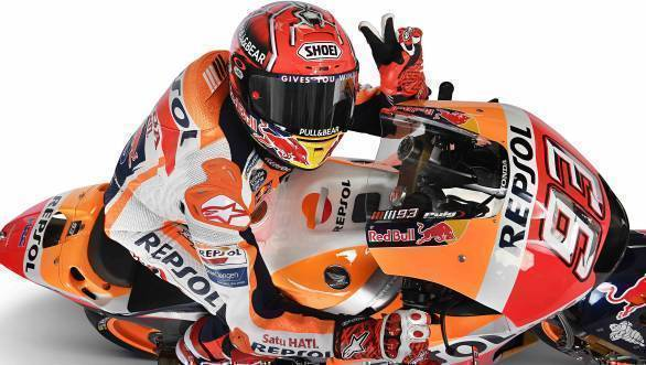 MotoGP: Marc Marquez signs contract extension with Repsol Honda