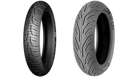 Product review: Michelin Pilot Road 4 tyres