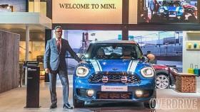 Auto Expo 2018: 2018 Mini Countryman unveiled