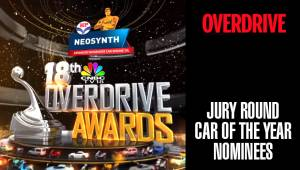 Overdrive Awards Jury Round - Car Of The Year Nominees