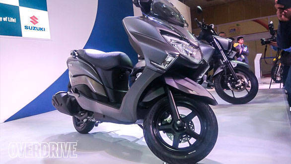 Live Updates: Suzuki Burgman Street 125 India launch