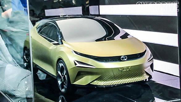 Auto Expo 2018: Tata 45X premium hatchback concept image gallery