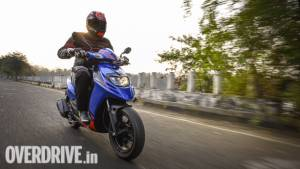 2018 Aprilia SR 125 first ride review