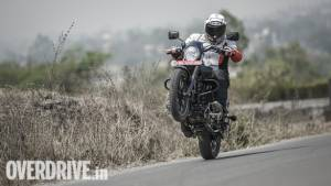 2018 Bajaj Avenger 180 first ride review