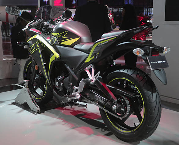 2018 Honda Cbr250r Launched In India At Rs 163 Lakh Overdrive