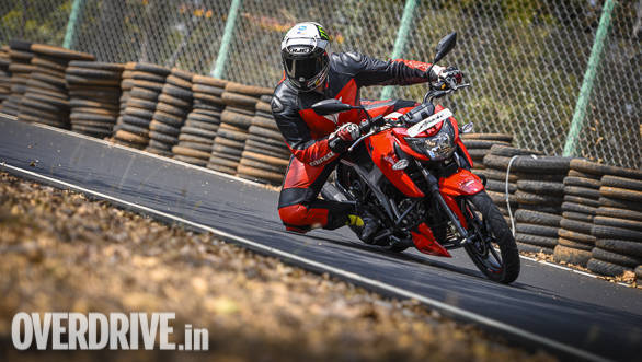 2018 TVS Apache RTR 160 4V first ride review