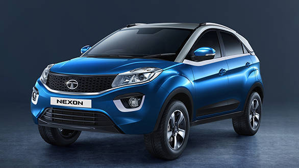 2018 Tata Nexon XZ variant in India launched at Rs 7.99 lakh